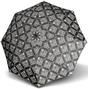 Зонт трость автомат Doppler 740765К серый
