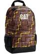 Рюкзак городской CAT 83241 коричневый