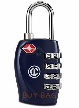Навесной кодовый замок TSA Carlton 05992798XBLU