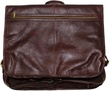 Портплед кожаный Alessia BVA8812 коричневый коньячный