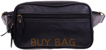 Кожаная сумка на пояс Katana k81001