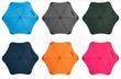 Зонт антиветер Blunt XS Metro антрацит синий розовый оранжевый зеленый