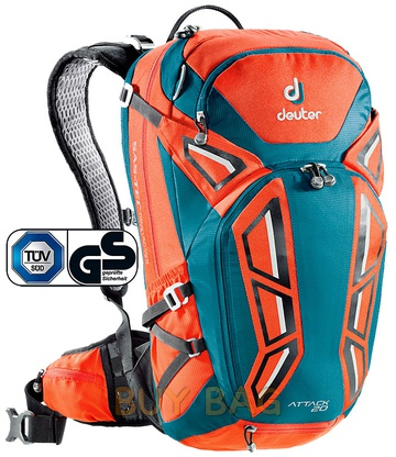 Вело мото рюкзак Deuter 3200216