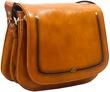 Сумка женская кожаная Katana k66802 помаранчевий