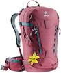 Рюкзак для лыж и борда Deuter 3303317 фиолетовый
