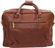 Кожаная сумка для ноутбука Katana k34202 коньячний