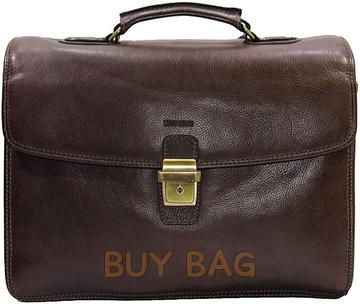Кожаный портфель Katana k36838
