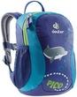 Рюкзак детский Deuter 36043 синий