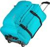 Чемодан рюкзак Travelite TL096351 бірюза