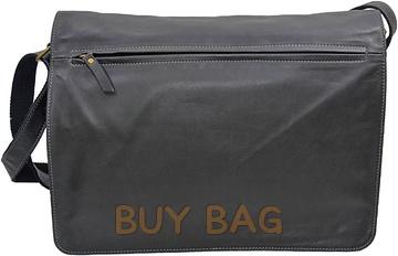 Мужская кожаная сумка Katana k81209