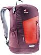 Рюкзак для города Deuter 3810215 красный