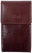 Ключница кожаная Katana k353025 коричневий коньячний