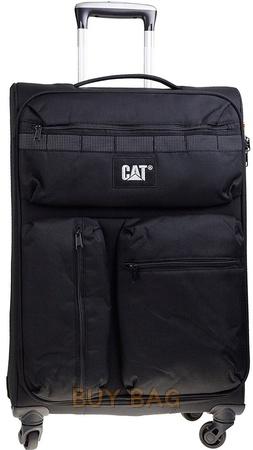 Чемодан из ткани CAT 83404