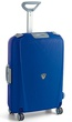 Чемодан полипропилен Roncato 500712 темно синий