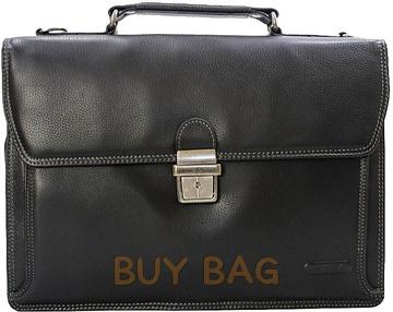 Кожаный портфель Katana k69326
