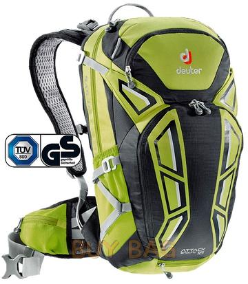 Вело мото рюкзак Deuter 3200016