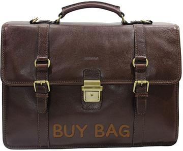 Кожаный портфель Katana k36842