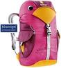 Рюкзак детский Deuter 36093 малиновый