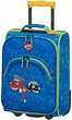 Чемодан детский Travelite TL081687 синий