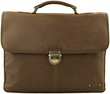 Портфель кожаный Francinel FR655093 коричневый