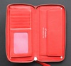 Кошелек клатч Valentini 154-866 червоний