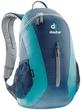 Рюкзак городской Deuter 80154 голубой синий