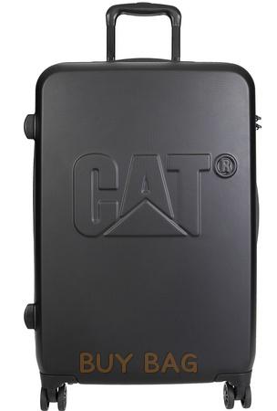 Чемодан пластиковый CAT 83551