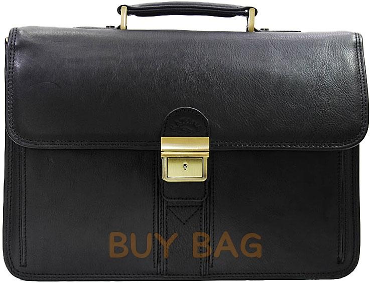 6c6b15ad9cc4 Купить мужской кожаный портфель в Украине, Киев - BuyBag - Интернет ...