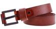 Ремень мужской Giorgio Armani msy471 коричневый