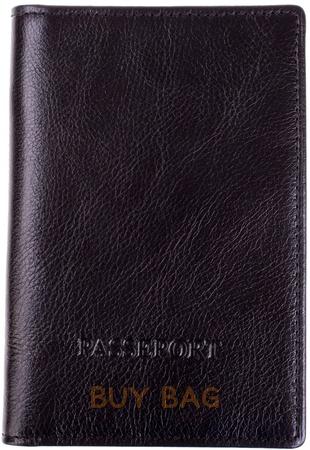 Кожаная обложка для паспорта Katana k988056