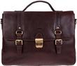 Портфель кожаный Katana k36841 коричневий