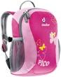 Рюкзак детский Deuter 36043 розовый