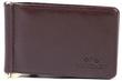 Зажим для денег Wittchen 21-2-269 коричневый