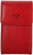 Ключница кожаная Katana k353025 червоний