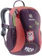 Рюкзак детский Deuter 36043 фиолетовый