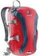 Рюкзак спортивный Deuter 33121 красный