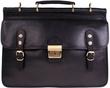 Портфель мужской кожаный Katana k31003 чёрный
