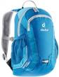 Велорюкзак детский Deuter 36062 голубой