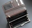 Кошелек с RFID Valentini 159-273 коричневый